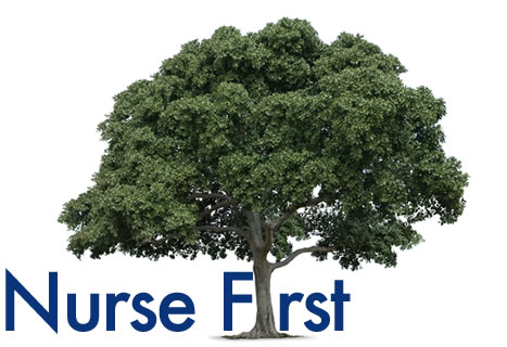 Nurse First logo